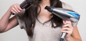 Séchoir à cheveux professionnel